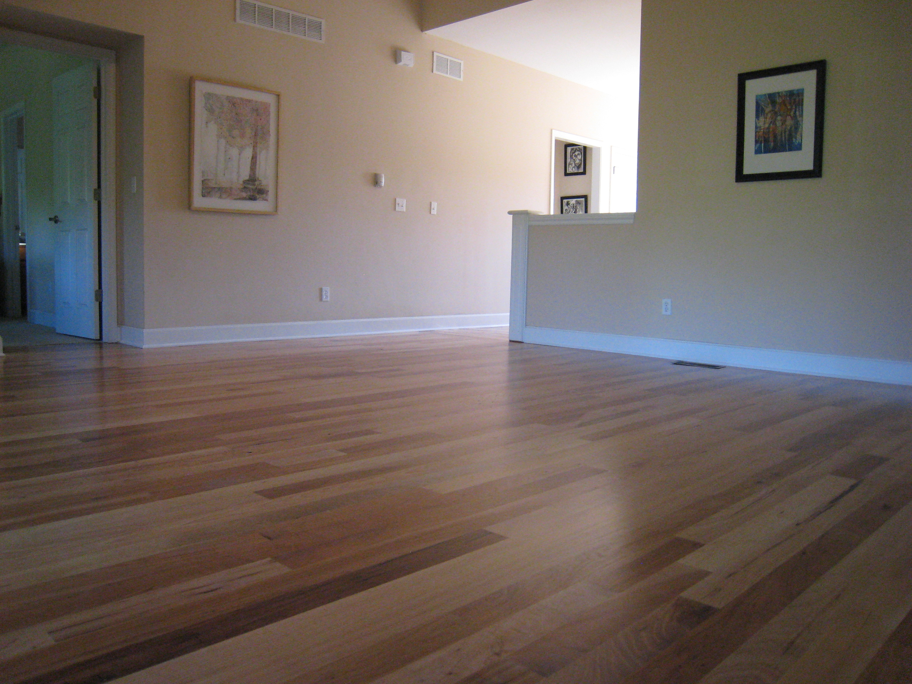 Hardwood refinishing portfolio artisan floor company for Hardwood flooring company