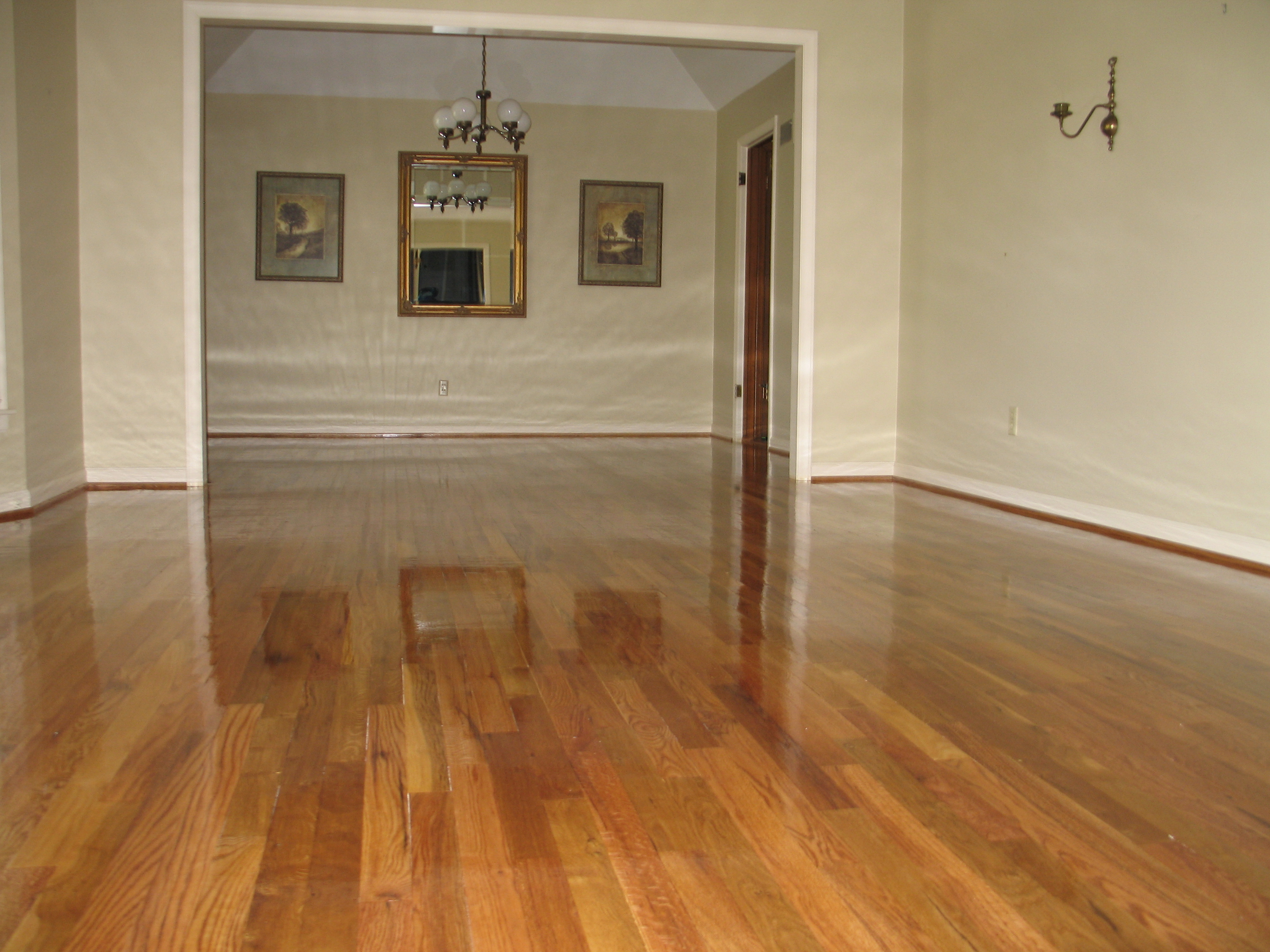 Hardwood refinishing portfolio artisan floor company for Sanding hardwood floors