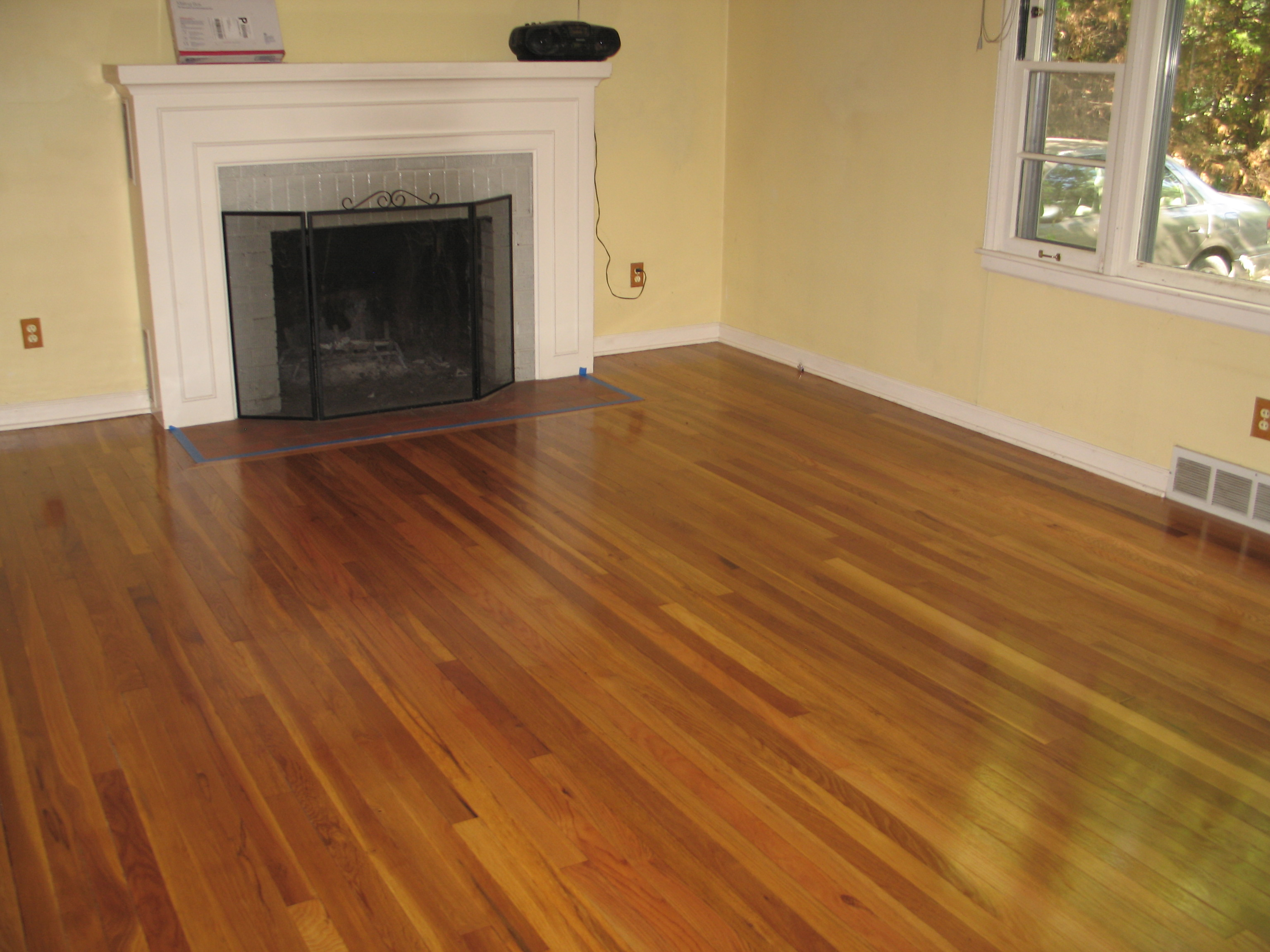 New floors atlanta hardwood installation hardwood for Wood floor refinishing